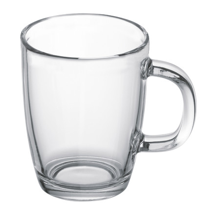Bistro glass cup, 0.35l