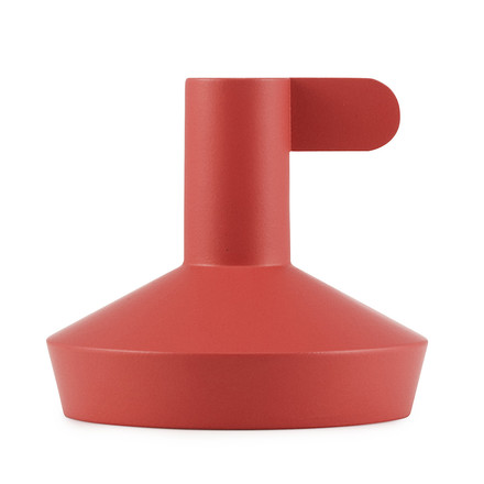 Normann Copenhagen - Flag candle holder, red