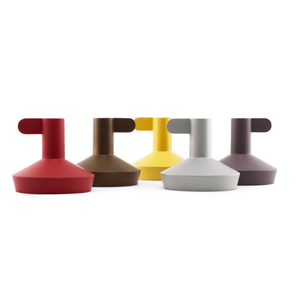 Normann Copenhagen - Flag candle holder - group, colours