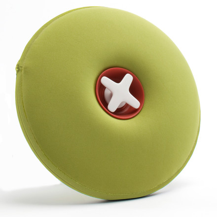 Authentics - Pill hot-water bottle, limegreen