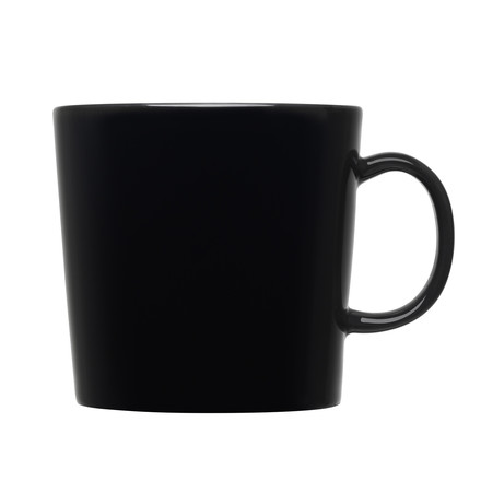 Iittala - Teema mug with handle, 0,4 l, black