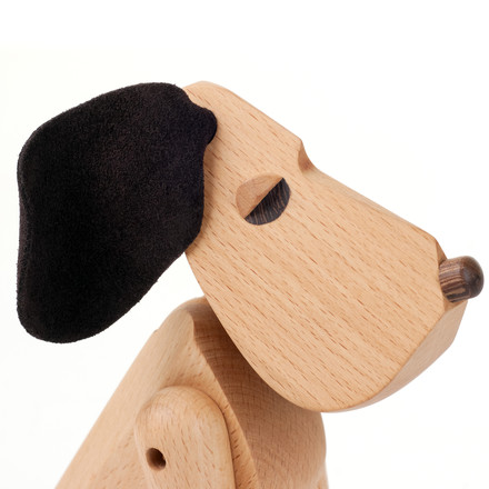 Architectmade - Wooden Dog Oscar