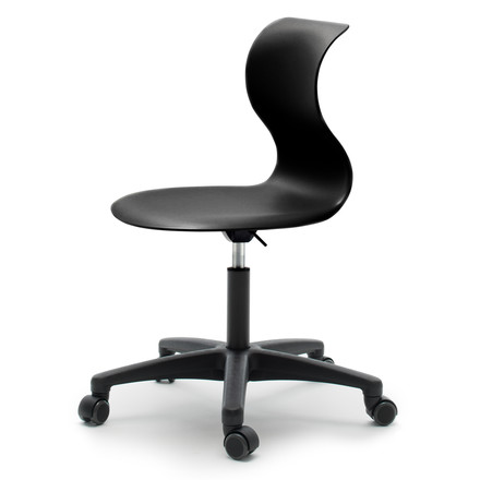 Flötotto - Pro 6 swivel chair, black