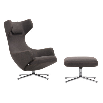 Vitra - Grand Repos with Ottoman