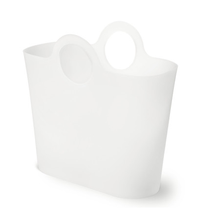 Authentics - Rondo shopping bag, white