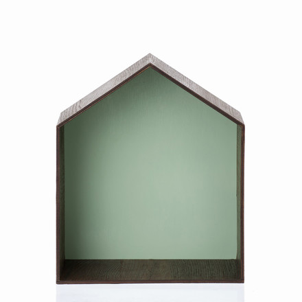 ferm Living - Studio 2 shelf, green