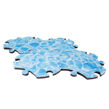 Puzzle Carpet - Water