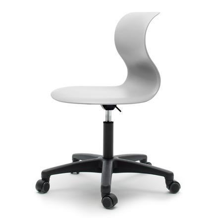 Flötotto - Pro 6, swivel chair, granite gray - single image