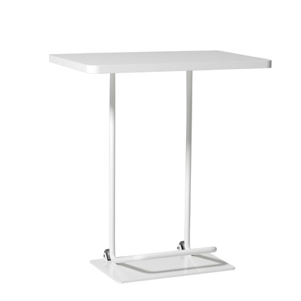 Design House Stockholm - Magazine Table, white