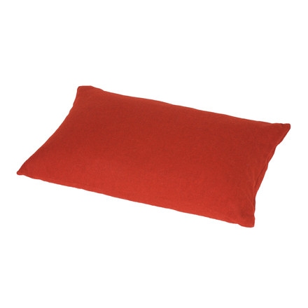 Elvang - Classic pillow, red