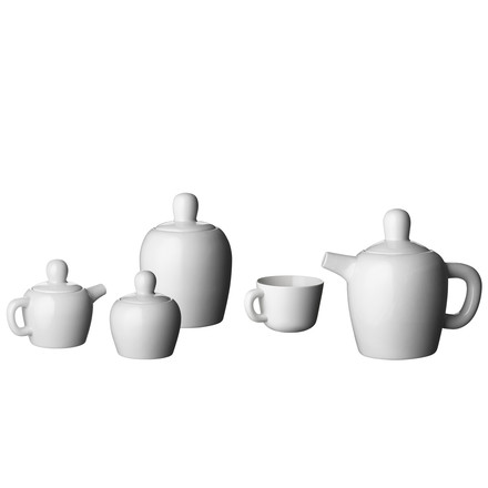 Muuto - Bulky tableware series, complete series, single image