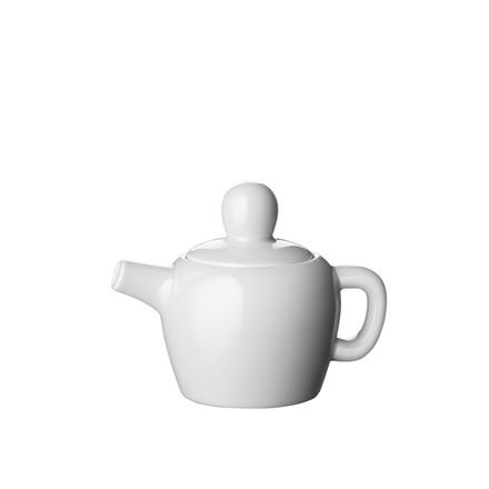 Muuto - Bulky white milk jugs,