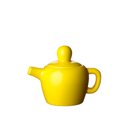 Muuto - Bulky milk jug, yellow, single image
