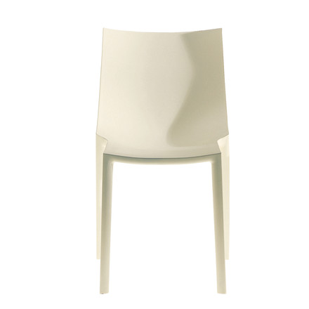Bo chair - white (B1), single image