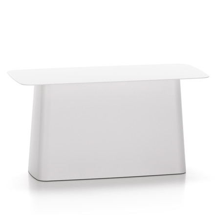 Vitra - Metal Side Table outdoor, largel, soft light