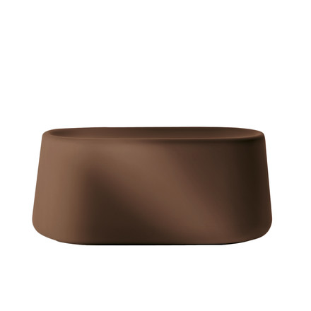 Magis - flowers pot Tubby 3, brown