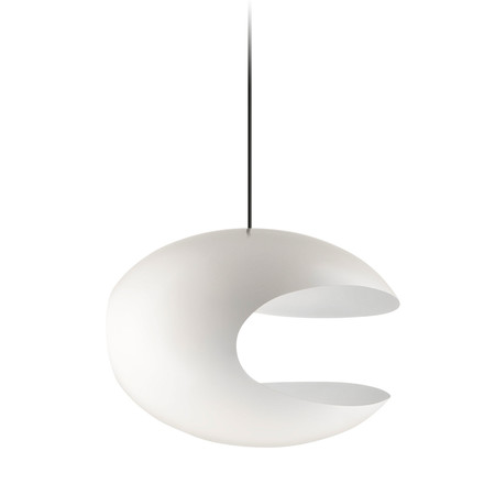 Eva Solo - Bird Feeder Pendant, white, single image