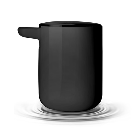 Menu - soap dispenser, black