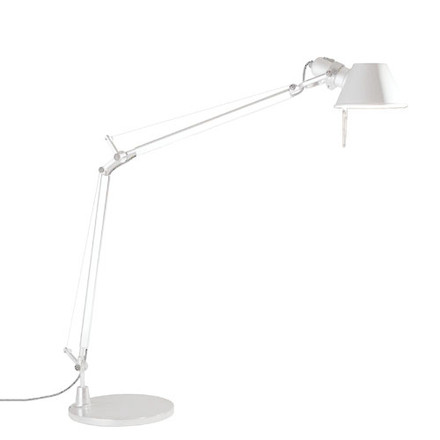 Artemide Tolomeo - (write) white table lamp