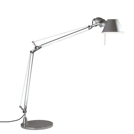 Artemide - Tolomeo, polished aluminum (without support)