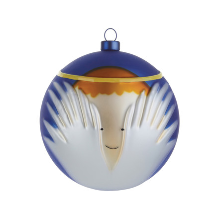 A di Alessi - Angioletto Christmas Bauble, single image