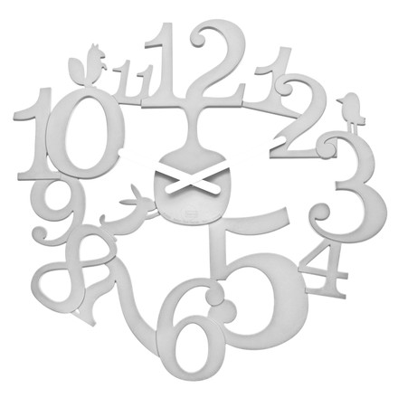 Koziol - [pi:p] wall clock, single image