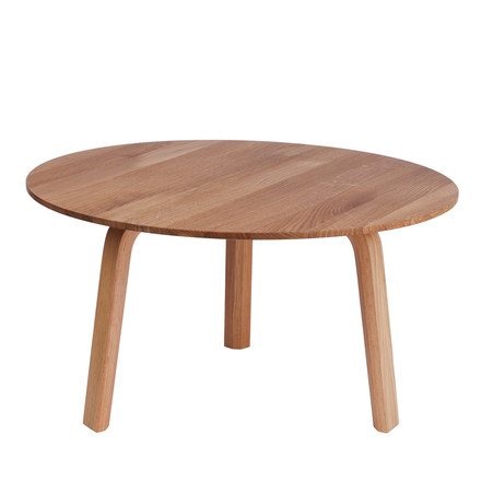 Hay - Bella Couchtable, oak Ø 60 x H 32