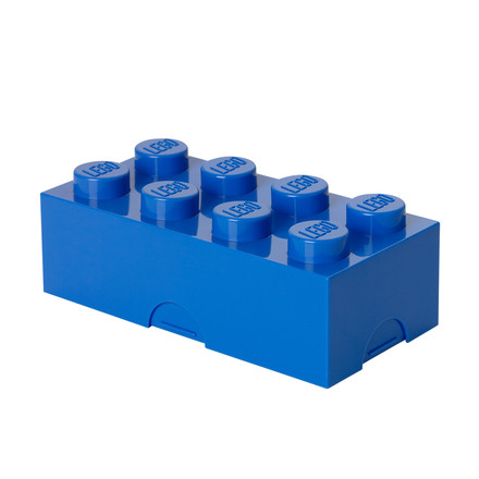 Lego - Lunch Box 8, blue