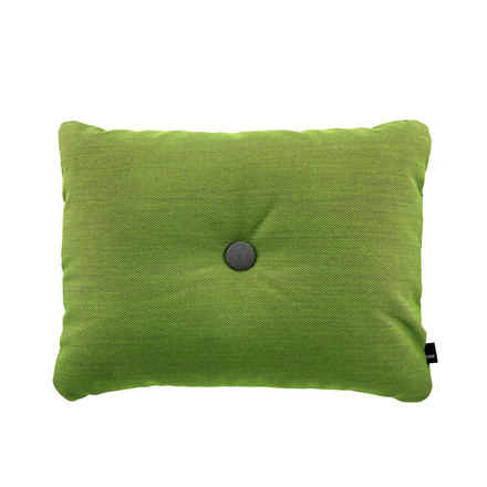Hay - Cushion Dot Steelcut Trio 46x60cm, green