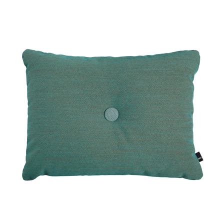 Hay - Cushion Dot Steelcut Trio 46x60cm, aqua/ Dots: mint, bark, tile, single image