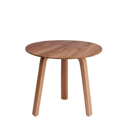 Hay - Bella table, oak Ø 45 x H: 39, single image