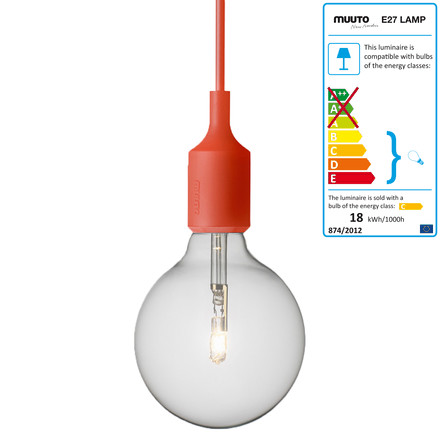"""E27-Socket Pendant Lamp"" Halogen"
