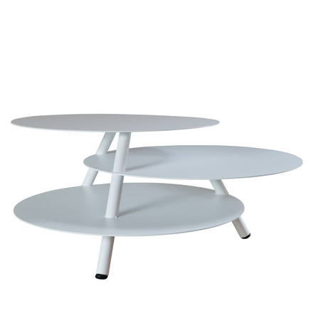 Pulpo - Big Trio side table, white
