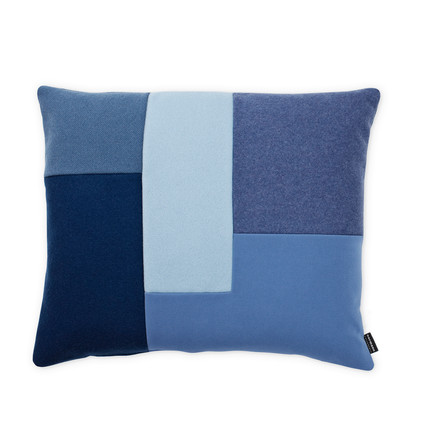 Normann Copenhagen - Brick Cushion, blue