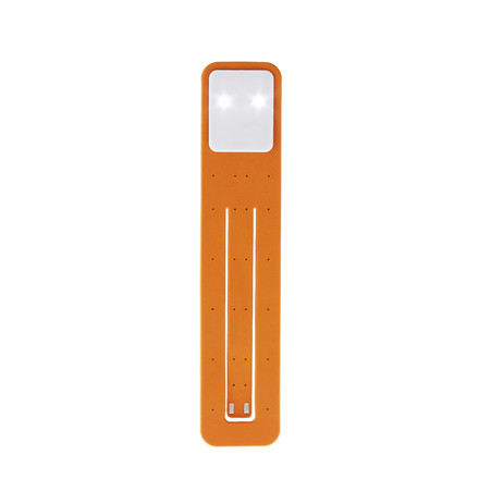 Moleskine - LED reading light, orange