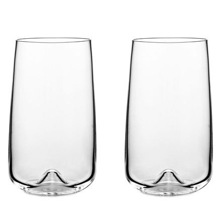 Normann Copenhagen - Long Drink Glasses, set of 2, single image