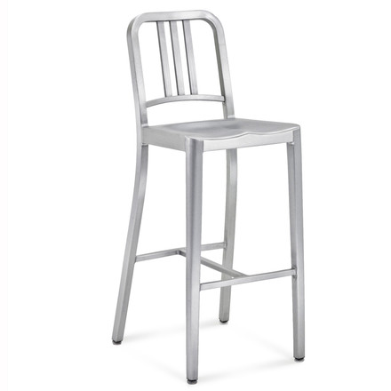 Emeco - Navy bar stool