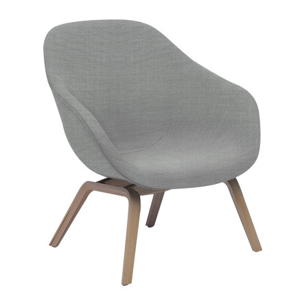 Hay - About A Lounge Chair, Low / AAL 83, Remix light grey (123)