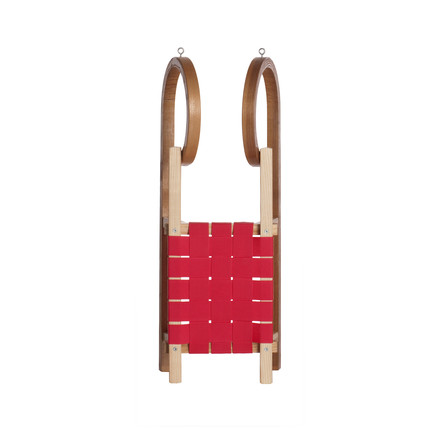 Sirch - mini sled ash, belt