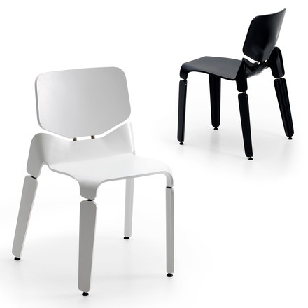 Offecct - Robo chair, white