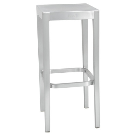Emeco - Emeco Barstool brushed, single image