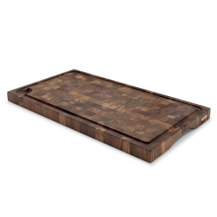 Skagerak - cutting board 27 x 50 cm, teak - single image