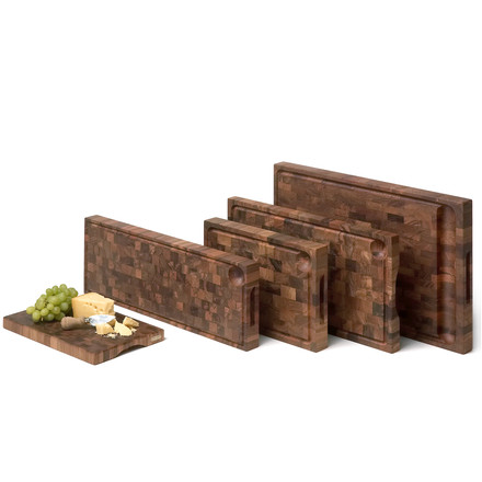 Skagerak - cutting board, teak