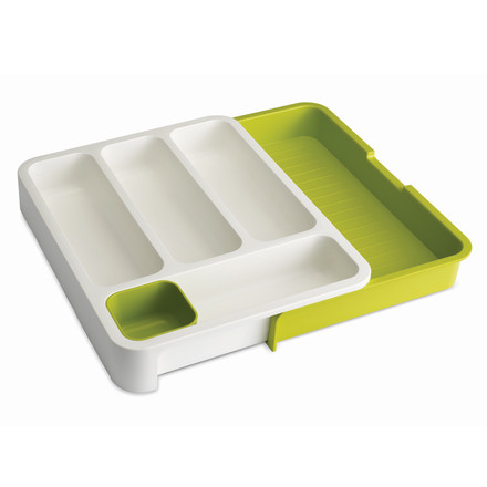 Joseph Joseph - Drawer Store, white/ green