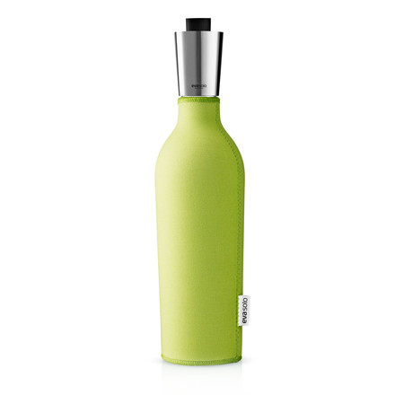 Eva Solo - Bag-in-Box carafe with neoprene jacket, lime, single image