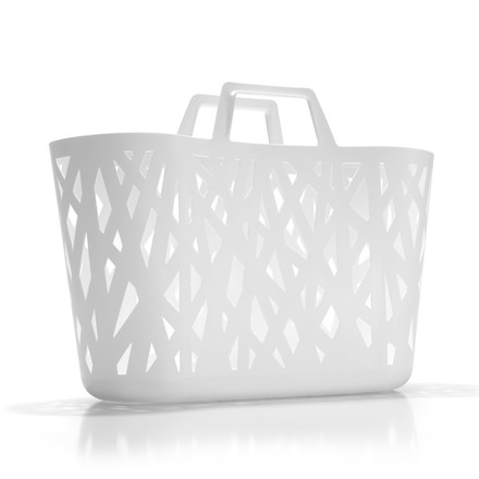 Reisenthel - nest basket, white