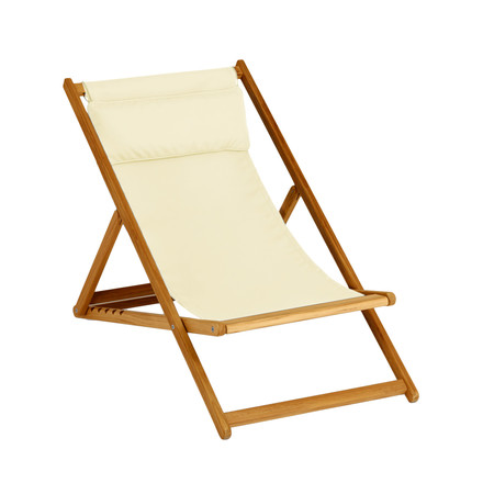 Weishäupl - Cabin lounge chair, Basic, Dolan, natur