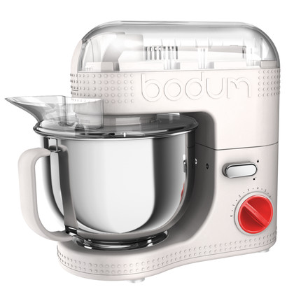 Bodum - Electric Kitchen Machine 4.7L, cream