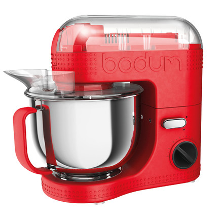 Bodum - Electric Stand Mixer 4.7 l red, single image