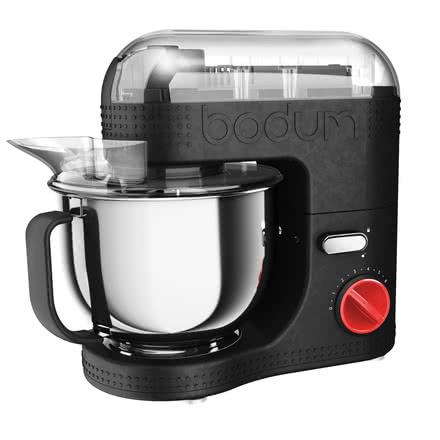 Bodum - Electric Kitchen Machine 4.7L, black